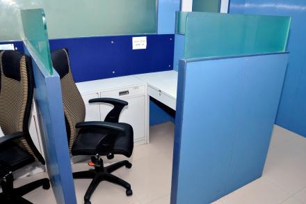 Faculty Room at ASMTI
