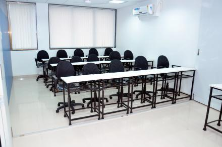 Class Room at ASMTI